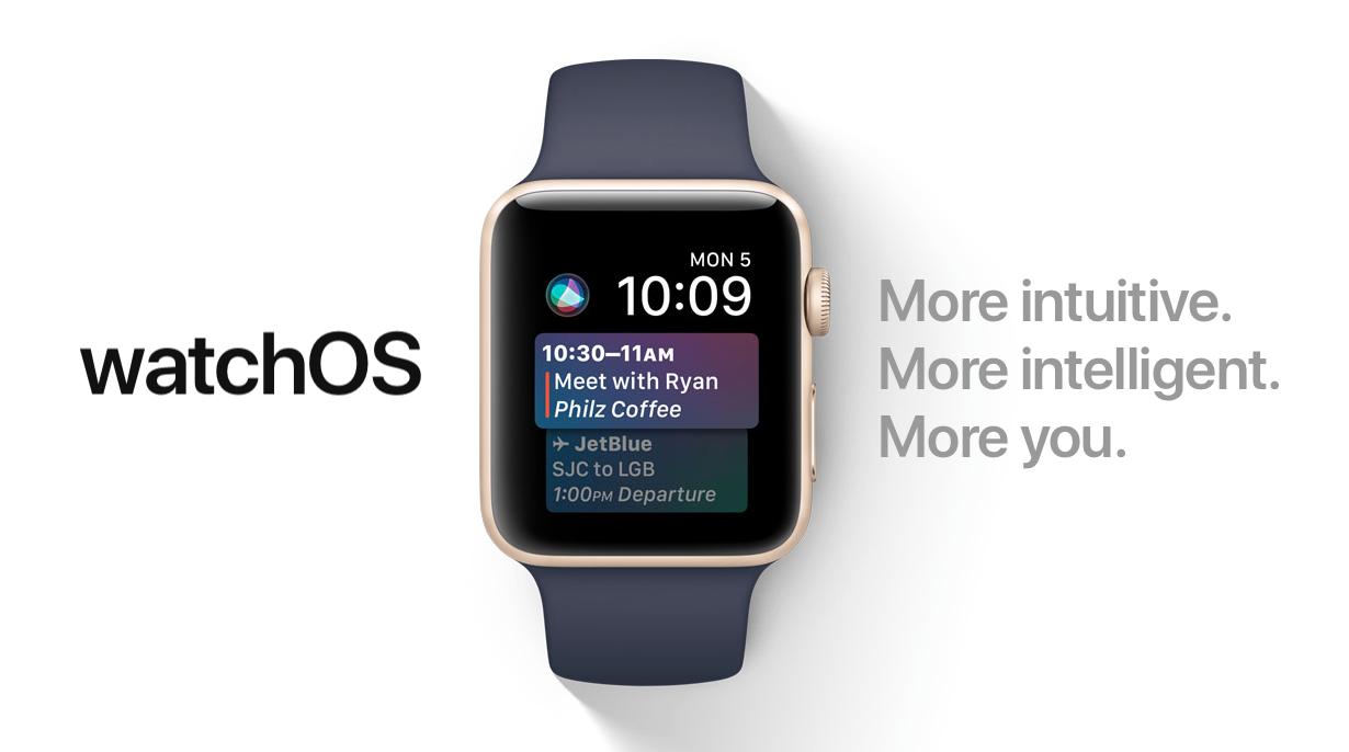 Apple watchOS4