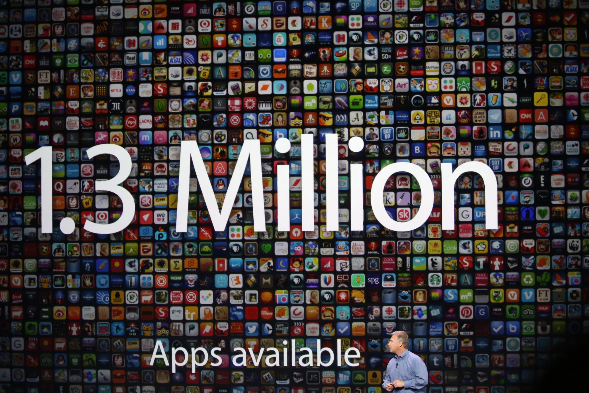 Apple: App Store Rounds 1 Million Applications