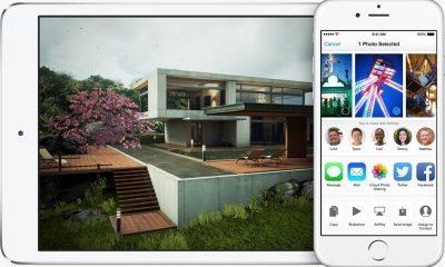 iOS 8 on iPhone & iPad