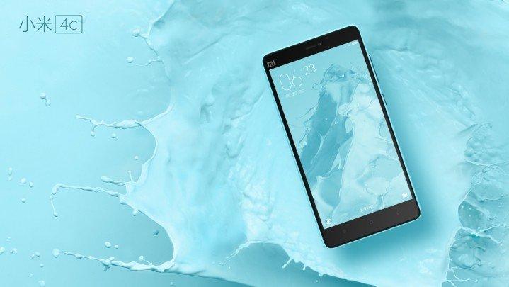 Xiaomi Mi 4c Blue