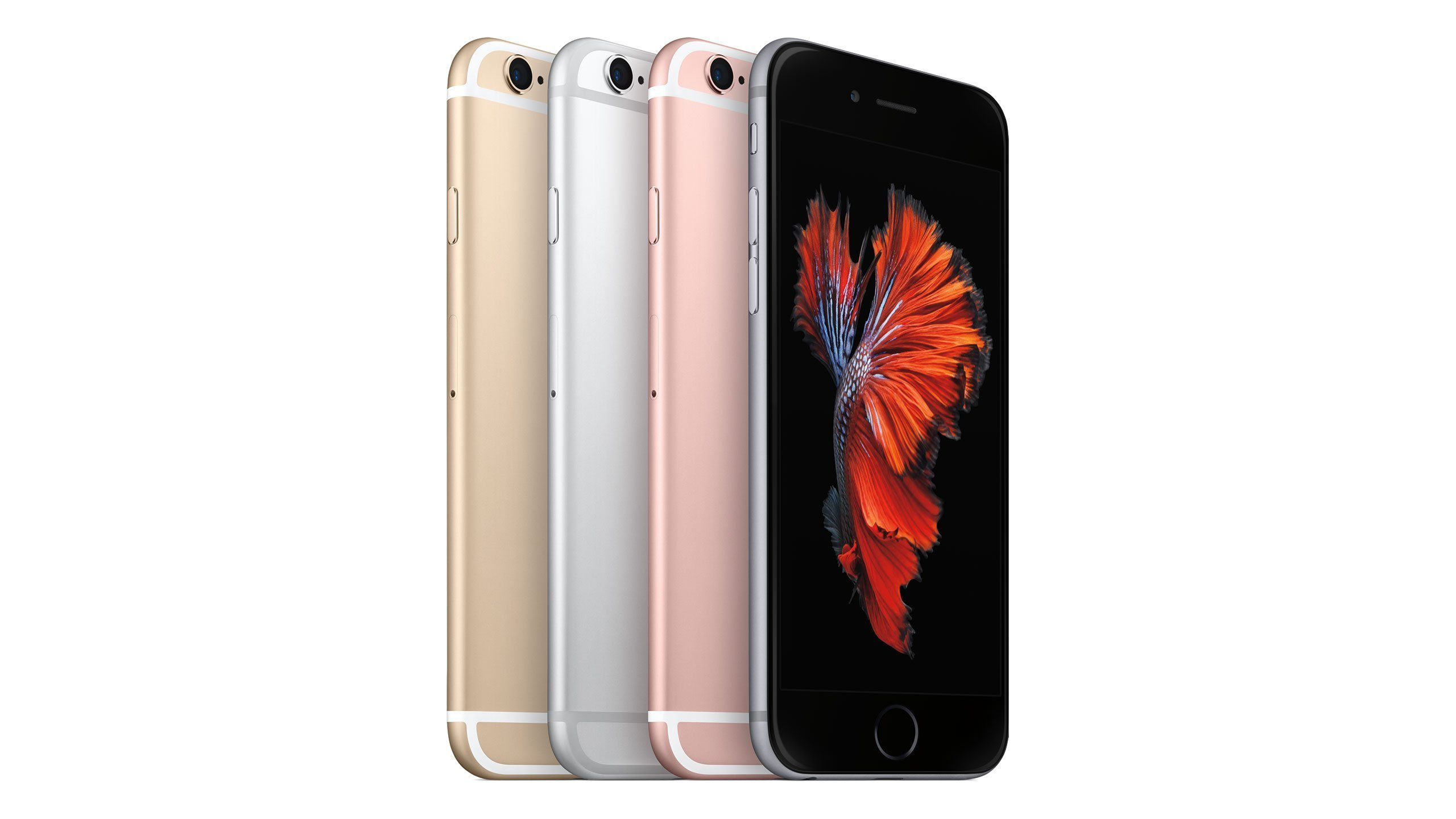 Apple officials the iPhone 6s and iPhone 6s Plus