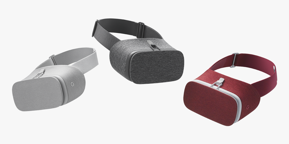 Daydream View VR Headset