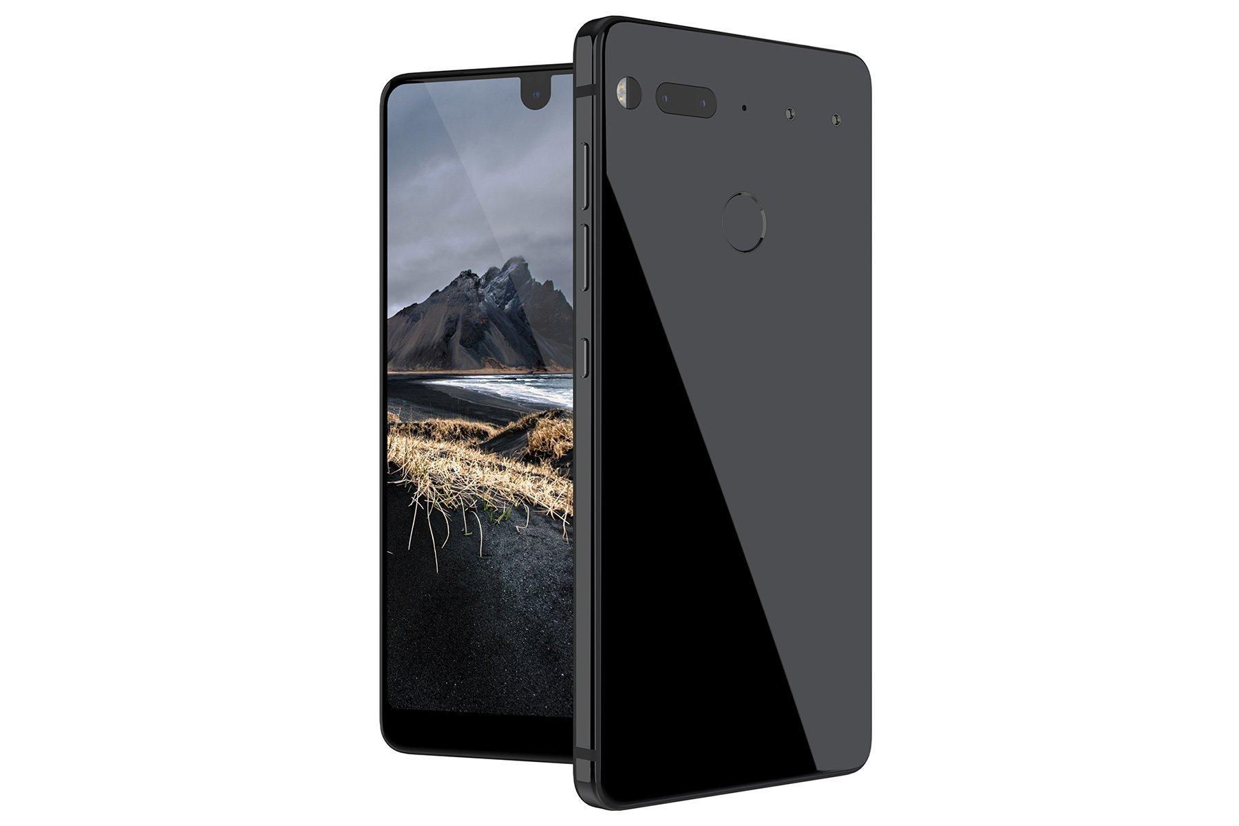 Essential Phone Black Moon