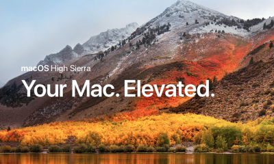 macOS High Sierra Banner