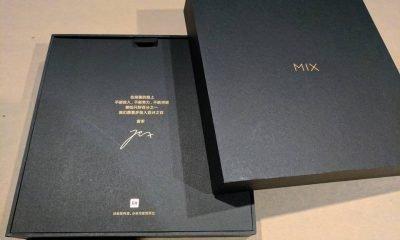 Mi Mix 2 Box
