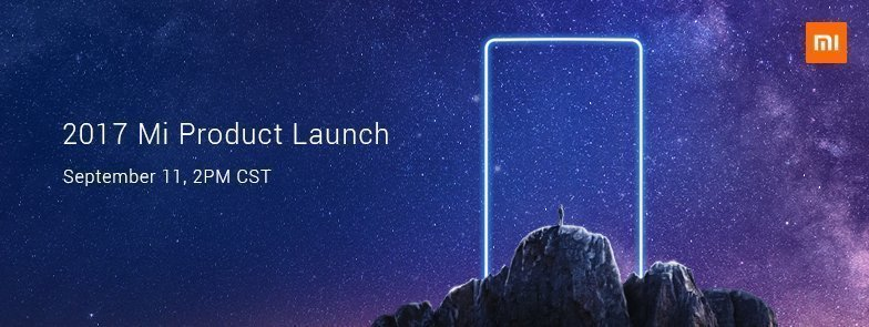 Mi Product Launch