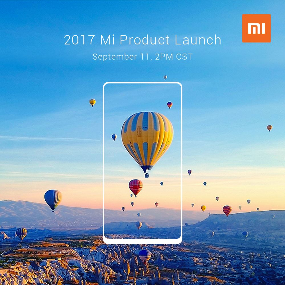 Mi Product Launch 2017