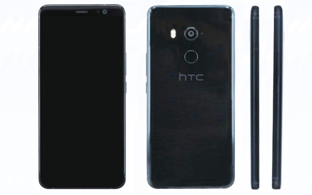 HTC U11 Plus TENAA