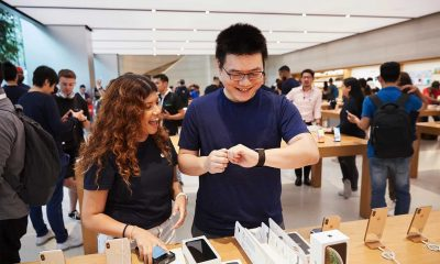 iPhone Xs Apple Watch Series 4 Availability OrchardRd Singapore Apple Watch Customer