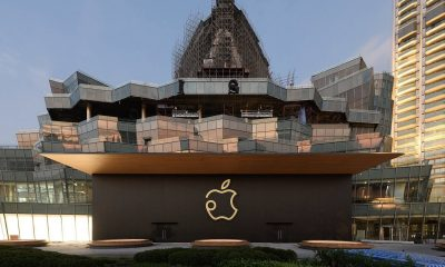 Apple Iconsiam Bangkok