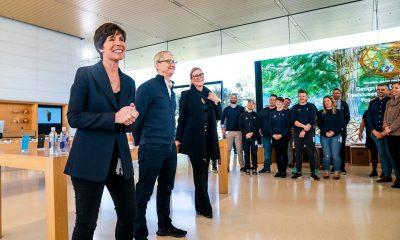 Apple Deirdre O'Brien at Apple-Park
