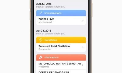 Health Records on iPhone for Veterans
