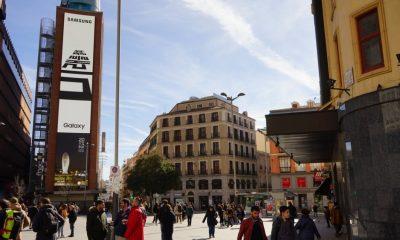 Galaxy Unpacked 2019 Callao Square Madrid