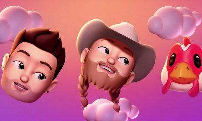 Apple Music Memoji Ads