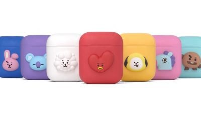 AirPods case color ad