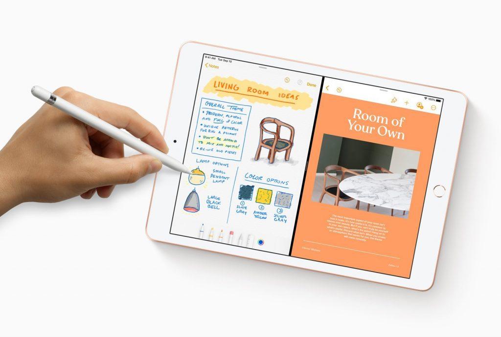 Apple New iPad with iPadOS