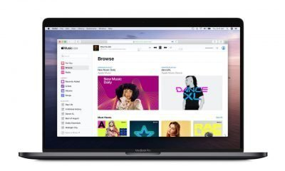 Apple Music Web App Beta