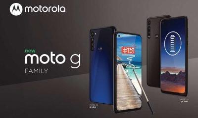 Moto G Stylus and Moto G Power